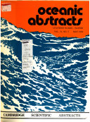 Oceanic Abstracts Book