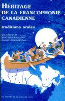 Pdf Héritage de la francophonie canadienne Telecharger