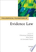 Philosophical Foundations of Evidence Law