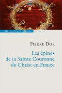 Pdf Les épines de la Sainte Couronne du Christ en France Telecharger