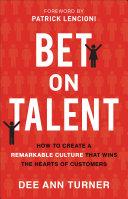 Bet on Talent [Pdf/ePub] eBook