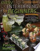 Easy Entertaining for Beginners Book PDF
