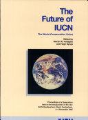 The Future of IUCN