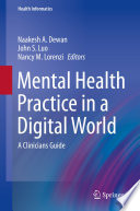 Mental Health Practice In A Digital World Book PDF