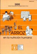 El arroz en la nutricion humana