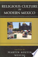 Read Online Religious Culture in Modern Mexico Epub