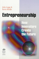 Cover of Entrepreneurship