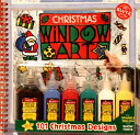 Christmas Window Art