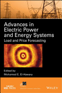 Advances in Electric Power and Energy Systems