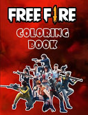 Free Fire Coloring Book Book