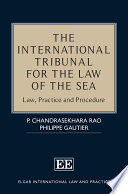 The International Tribunal For The Law Of The Sea