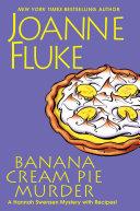 Banana Cream Pie Murder Book PDF