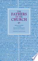 Iberian Fathers Volume 2 The Fathers Of The Church Volume 63