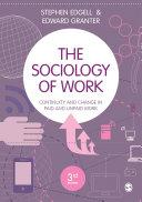 The Sociology of Work Pdf/ePub eBook