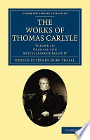 The Works Of Thomas Carlyle Book