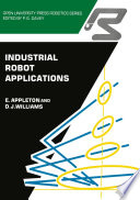 Industrial Robot Applications Book