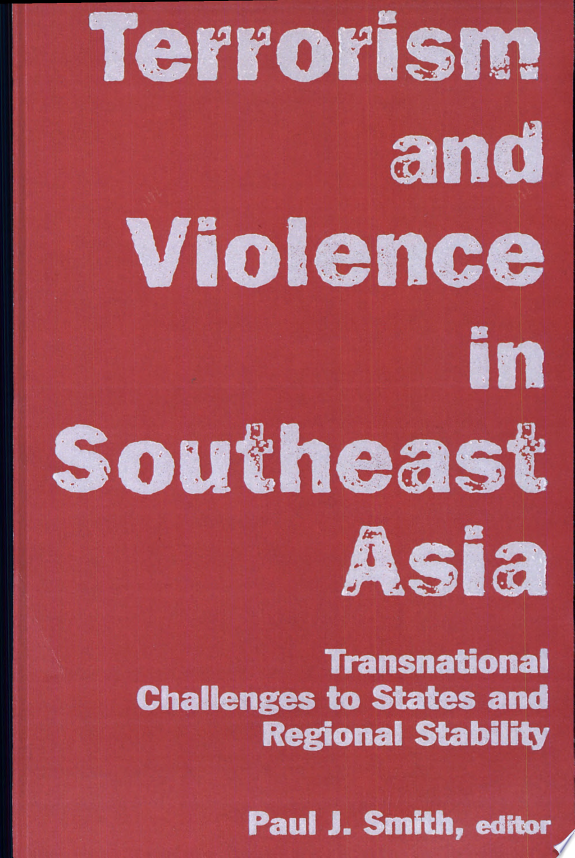 Terrorism and Violence in Southeast