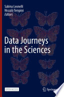 Data Journeys in the Sciences Book