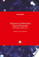 Advances in Memristor Neural Networks