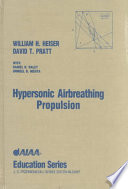 Hypersonic Airbreathing Propulsion
