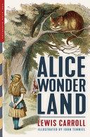 Alice in Wonderland  Illustrated  Book