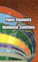 Finite Elements of Nonlinear Continua