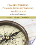 Cover of Financial Reporting, Financial Statement Analysis and Valuation