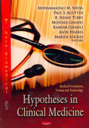Hypotheses in Clinical Medicine