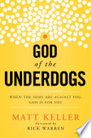 God of the Underdogs Book