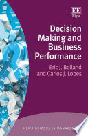 Decision Making And Business Performance