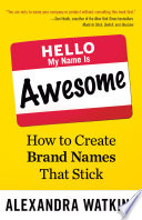 Hello My Name Is Awesome PDF