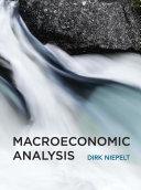 Macroeconomic Analysis Pdf/ePub eBook
