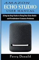 Amazon Echo Studio User Manual