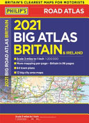 Philip s Big Road Atlas Britain and Ireland