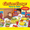 Curious George Farm to Table  CGTV 8x8