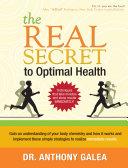 The Real Secret to Optimal Health Pdf/ePub eBook
