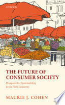 The Future of Consumer Society Book