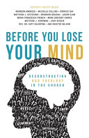 Before You Lose Your Mind