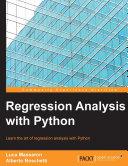 Regression Analysis with Python Pdf/ePub eBook