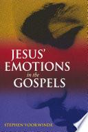 Jesus  Emotions in the Gospels