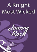 A Knight Most Wicked  Mills   Boon Historical