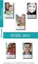 10 romans Blanche (n°1421 à 1425 - Avril 2019)