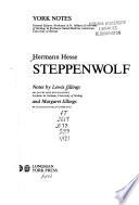 Hermann Hesse: Steppenwolf