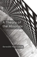 Pdf A Theory of the Absolute Telecharger