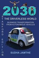 2030 The Driverless World Book PDF
