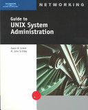Guide to UNIX System Administration