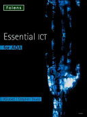 Essential ICT A Level  AS Student Book for AQA