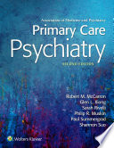 """Primary Care Psychiatry"" by Robert McCarron"