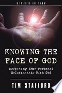 Knowing the Face of God  Revised Edition Book