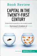 Book Review: Capital in the Twenty-First Century by Thomas Piketty